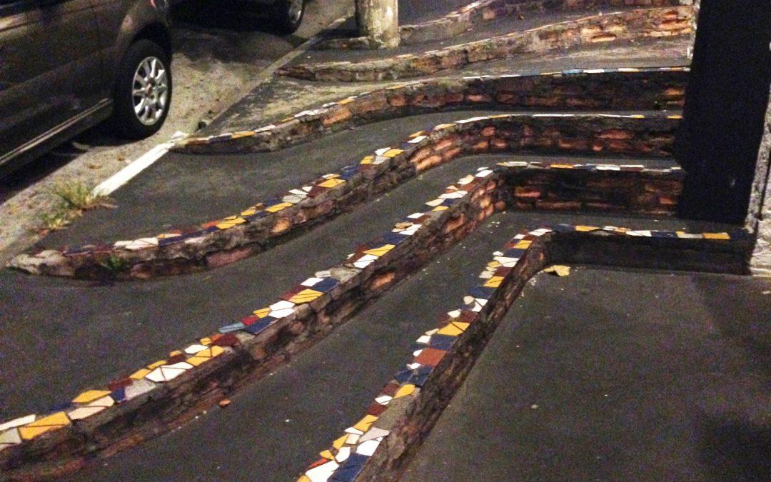 Broken Tile Floors in Brazil