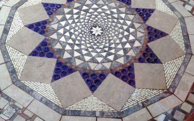 George Ehling Mosaic House
