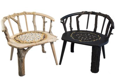 Lotus Chairs Baccelli D'Amore