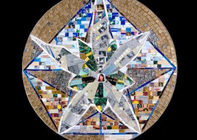 Lillian Sizemore, Priceless Mosaic Mandala